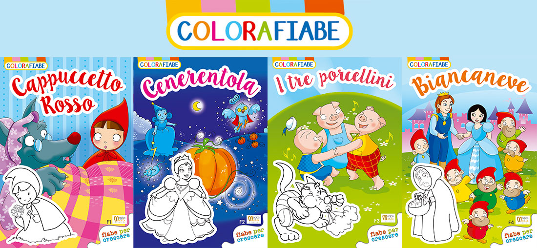 Colorafiabe